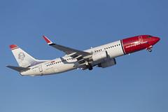 LN-DYG jenny lindon 08 (Stefan Sjogren) Tags: sky climb stockholm interior air jenny off norwegian shuttle take boeing lind 737 arlanda 737800 lndyg