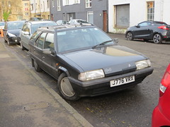 1992 Citroen BX 4x4 (GoldScotland71) Tags: j776vrx