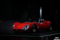 Alfa Romeo 33 is a real masterpiece. (gabricp) Tags: classic canon photography classiccar italia 33 alfa romeo museo alfaromeo supercar stradale storico prototipo arese bilora museostoricoalfaromeo 700d gabricp