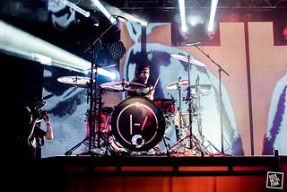 Twenty One Pilots at Echostage in Washington, DC // Shot by Jake Lahah