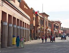 Rue Moulay Ismal, Marrakech (nisudapi) Tags: street morocco marrakech marrakesh 2015 djemaaelfna ruemoulayismail