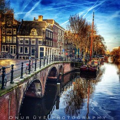 Amsterdam, Netherlands / 2014 (onuruye) Tags: city travel urban holland art love netherlands amsterdam rural canon turkey photography photo amazing perfect flickr foto photographer photoshoot trkiye cityscapes like photographers pic blogger romance best follow popular hdr photogram followers photooftheday canonphotography hdrphotography popularphotos instagram