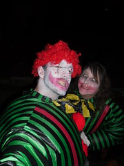 CIMG9909 (.Martin.) Tags: halloween 2015 costumes costume scare scary spooky horror clown clowns norwich norfolk uk united kingdom east anglia friends