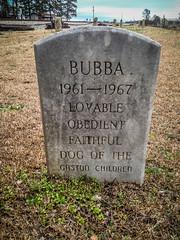 Bubba Statue (RandomConnections) Tags: church cemetery us unitedstates southcarolina ward methodist spannmethodistchurch