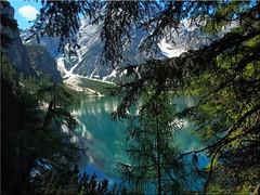 South Tyrol - Lake Prags - Lake Braies (Ostseeleuchte) Tags: alps alpen sdtirol southtyrol pragserwildsee pragsertal dolomiten urlaubserinnerungen vacationmemories ostseeleuchte pragsvalley