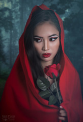 Alone (Shane Devlin Photography) Tags: portrait woman beauty dark dramatic dreamy mystic