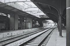 Penn Station Bmore (Joshua Bryant) Tags: film 35mm canon plus hp5 canonet ilford ql17 giii