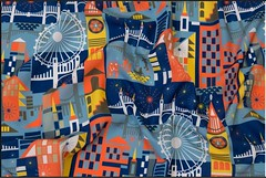 Midnight City Spoonflower's Top Ten Photo (paula.brayson) Tags: christmas city uk party london illustration londonbridge festive design graphic fireworks skating londoneye bigben celebration fabric midnight newyearseve wintery spoonflower paulaspatterns silkyfaille paulasdesigns