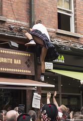 The Mystery is Revealed (jsphotosireland) Tags: ireland dublin naked funny kilt nudity scotish irl codublin streetphography nikond810 nikkorafs50mmf14g