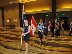 Flag Procession 8