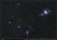 Orion (pipp021) Tags: light man nature nikon long exposure space awesome running gas nebula astrophotography orion m42 astronomy clearsky endless photooftheday picoftheday astronomie widefield nebulae m43 deepsky orionsbelt skywatcher trackings astrofotografie immerweiterorionsbeltm42m43runningmanorionnebulanebulaeastronomyastronomieastrofotografieastrophotographyspacedeepskyclearskyendlessnatureawesomenikonskywatchergaslightpicofthedayphotoofthedaylongexposuretrackings
