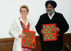 Canadian IT firm Kitchener to invest $100 million in Mohali - Sukhbir Singh Badal (2) (sukhbirsingh_badal) Tags: canada punjab development investment mohali regions itpark akalidal sukhbirsinghbadal