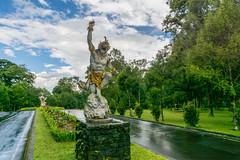 _71K4660.jpg (Pete Finlay) Tags: bali statue bedugul hindustatue balibotanicgarden