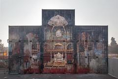 Borondo (blindeyefactory.) Tags: streetart art arte contemporaryart delhi artecontemporanea borondo streetartindia streetartdelhi blindeyefactory startindia borondostreetart