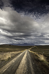 On The Road 2 - Iceland 2014 (Yoann Fitoussi) Tags: road cloud color canon landscape island eos iceland route ciel nuage paysage couleur islande 5dmarkii 5dmark2