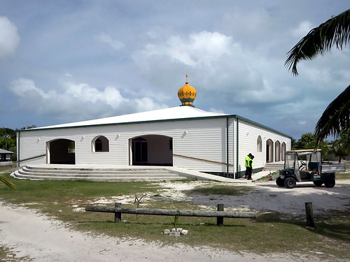 Home Island Mosque