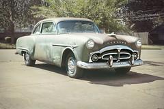 (SouthernHippie) Tags: old car vintage al birmingham rust vintagecar automobile antique rustic alabama forgotten americana oldcar packard fadingamerica