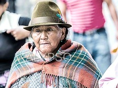 Old Indigenous Woman (kalypsoworldphotography) Tags: santa street old city portrait people woman white black heritage southamerica senior face look hat rural clothing ecuador sad skin grandmother outdoor mark traditional feather culture streetphotography human national elderly age latin elder andes editorial lonely sickness retired citizen impressive equator indigenous andean retiree diseases pensioner banosdeagua biologicalstage