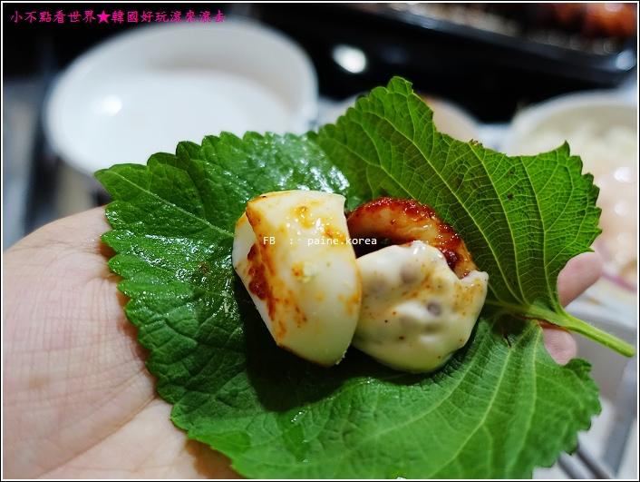 釜山西面喜兒家的小章魚和綠豆餅 (24).JPG