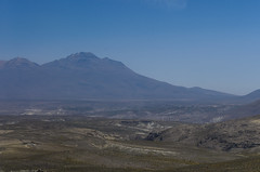 .on the road from puno to arequipa (arcibald) Tags: mountain peru highland andes grassland range arequipa puna