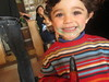 Día del niño (Emma Jane <3) Tags: ojos feliz alegre boca niño sucia dulce comiendo brillo contento brillosos maravillado