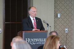 02-24-2016 Huntsville/Madison County Chamber of Commerce Luncheon