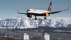 TF-FII B757-208 Icelandair (kw2p) Tags: canon airport aircraft aviation boeing icelandair glasgowairport egpf tffii b757208 egpfgla canoneos7dmarkii kennywilliamson kw2p cn24760281 airlineoperator