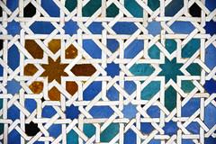 Figli delle stelle (S. Hemiolia) Tags: ceramica zeiss sevilla arabic alcazar dxo manualfocus cy f4 azulejos 80200 arabo siviglia piastrelle variosonnar contaxyashica d700