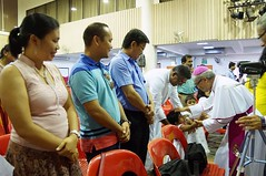 Migrant Sunday Mass - St Joseph's Church (Bukit Timah) (Catholic.sg) Tags: church st singapore catholic sunday mass oman josephs bukit timah migrant 2014 archdiocese
