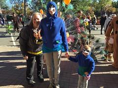 Maplewood Halloween 2015