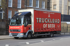 Truck Load of Beer (fenaybridge) Tags: beer camden brewery camra realale camdenbrewery