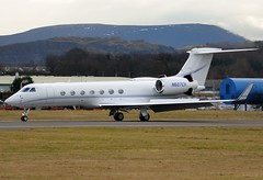 N607CH Gulfstream Aerospace G-V-SP (Gerry Hill) Tags: gulfstream g550 biz bizjet business jet corporate businessjet privatejet corporatejet executivejet jetset aerospace fly flying pilot aviation airplane plane aeroplane aircraft airport apron photograph pic picture image stock aircraftstock airplanestock aviationstock businessjetstock bizjetstock privatejetstock jetstock air transport n607ch gvsp g v sp five gerry hill