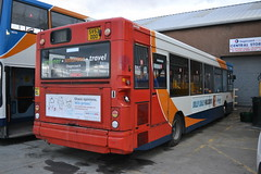 Stagecoach Fife 34486 SV53DDO (Will Swain) Tags: county uk travel england bus english buses yard march scotland highlands fife britain garage country north transport shed 4th scottish east vehicles vehicle depot bluebird stagecoach 2016 34486 aberhill sv53ddo