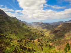 Gran Canaria (RikRik75) Tags: mountain nature landscape spain gran canaria