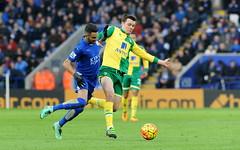 Leicester City v Norwich City (Alex Hannam) Tags: leicester lcfc norwichcity leicestercityfootballclub leicestercityfc riyadmahrez