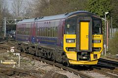158744 at Southampton Central (Railpics_online) Tags: class158 diesel multipleunit sprinter firsttranspennineexpress southampton dmu dieselmultipleunit passenger train railway railcar uk express