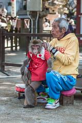 IMG_7698-114 (EdYang0323) Tags: japan canon monkey juggling 70200 kyushu 70d