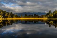 Lake Matheson -20160410-0917-Edit201604107360 x 4912 (James Yu Photography) Tags: lakematheson reflction jamesphotography jameszhenyu