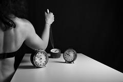 Time (valerio valeri) Tags: blackandwhite studio time watch valeri conceptual biancoenero valerio concettuale