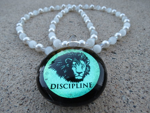 CUSTOM DISCIPLINE LION