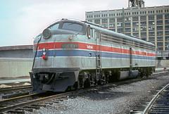 Amtrak E9 433 (Chuck Zeiler) Tags: railroad amtrak locomotive e9 433 chz emd