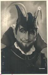 VAN OBBERGH, Lucien, Mphistophls, Faust (Operabilia) Tags: opera union des autographe artistes faust basse monnaie gounod mphistophls uniondesartistes claudepperna lucienvanobbergh claudepascalperna