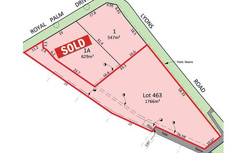 Lot 463 Royal Palm Drive, Sawtell NSW