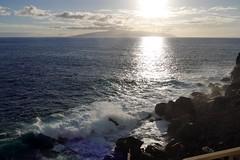 View from The Edge at Pearly Grey Resort, Tenerife (simonturkas) Tags: travel beautiful wow lumix amazing spain sunny calm wanderlust panasonic stunning tenerife incredible canaryislands tranquil lobsterspring gosharetenerife