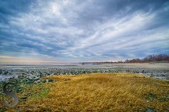 Looking back towards Walnut Beach (Singing With Light) Tags: sunset fall reflections photography cool 1212 downtown december sony ct batman milford walnutbeach mirrorless sonykitlens sony16mm28 bahbahra singingwithlight singingwithlightphotography sonya6000 sony24240 lightjj 22nd12th