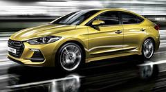 Hyundai releases the Elantra (Avante) Sport in Korea (ghruffo) Tags: hyundai hyundaielantrasport 16tgdi hyundaiavantesport