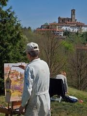 """Estemporanea """"TerraMia"""" (associazione_miro) Tags: art arte monferrato pittura terramia estemporanea villamiroglio"""