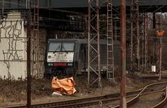 1861_2016_03_20_MRCE_dispolok_ES_64_F4_-_451_DISPO_6189_451 (ruhrpott.sprinter) Tags: railroad train germany logo deutschland diesel natur eisenbahn rail zug cargo 64 nrw passenger es fret duisburg ruhrgebiet f4 freight locomotives lokomotive 270 sprinter gotthard ruhrpott orko 2016 güter gottardo ruhrort dispo 6189 mrce reisezug dispolok 4482 sbbc ellok alpäzähmer