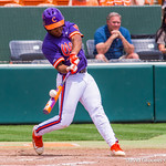 NCAA BASEBALL 2016: Georgia Tech at Clemson MAR 1