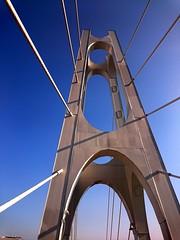 Bridge (Enes Altn) Tags: bridge view structure build